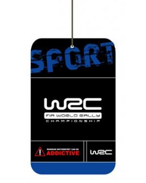 Αρωματική πλακέτα 2D sport WRC(007420)