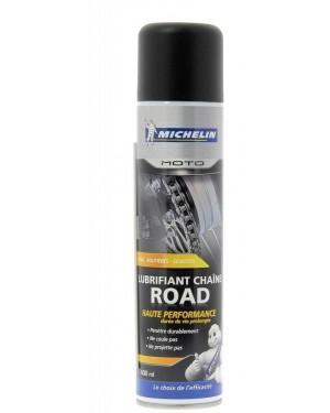 Λιπαντικό σπρέυ λίπανσης αλυσίδας μοτοσυκλέτας τύπου Road O-X-Z ring 400ml MICHELIN (008805)