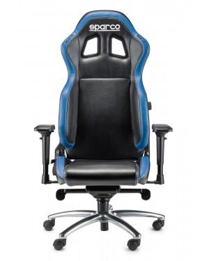 Καρέκλα Gaming Sparco R100S Μαύρη/Μπλέ (00975NRAZ)