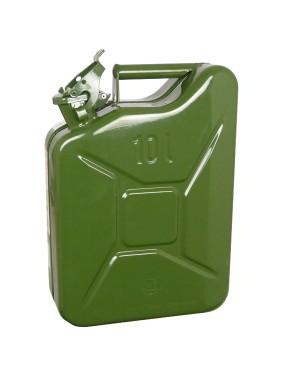Μεταλλικό κάνιστρο 10L CARPOINT (0110011)