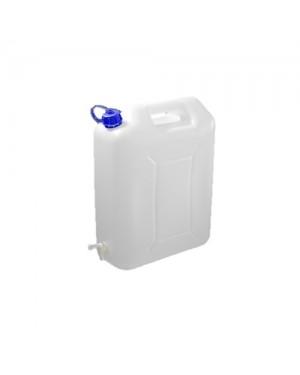 Δοχείο νερού 20 λίτρων με βρυσάκι (0203000800ABS)