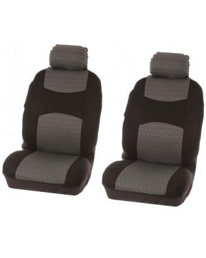 """Σετ καλύμματα καθισμάτων """"Chicago Grey"""" CARPOINT(0310309)"""
