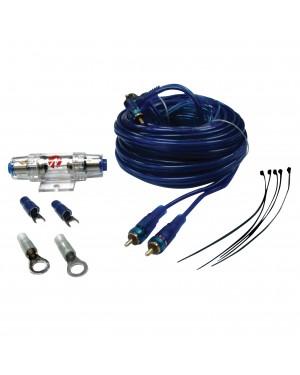 Κιτ καλωδίων ηχείων αυτοκινήτου Premium CK-P08 6mm NECOM (0810556)