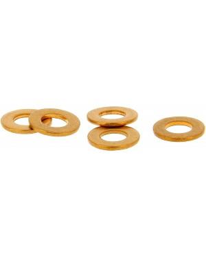 5 Ροδέλες τάπας κάρτερ για αλλαγή λαδιών Ø10mm για CITROEN (HDi), PEUGEOT (HDi) XLTECH (300019)