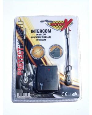 Ενσύρματη Ενδοεπικοινωνία Αναβατών Motor X (4210150)