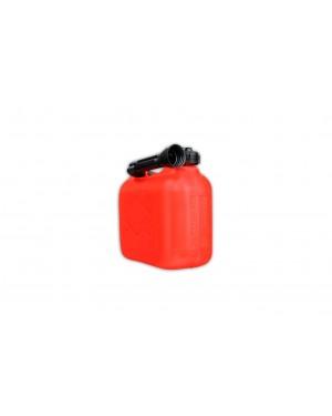 Δοχείο καυσίμων πλαστικό με προέκταση 5L Impex (463755)