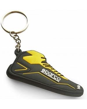 Μπρελόκ παπούτσι μαύρο/κίτρινο Sparco (099071SHOE10)