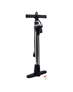 Τρόμπα ποδηλάτου με μανόμετρο DRESCO (5250502)
