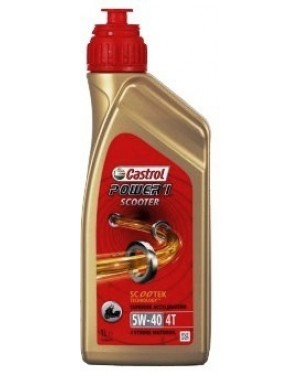 CASTROL POWER 1 SCOOTER 4T SAE 5W-40 1L