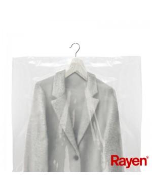 Σακούλες αποθήκευσης ρούχων 3 τεμάχια M 65x125cm Rayen (6046.01)