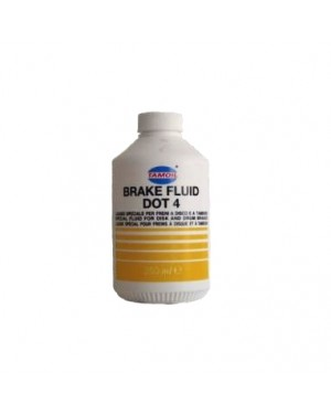 ΥΓΡΟ ΦΡΕΝΩΝ TAMOIL BRAKE FLUID DOT 4 250ml (605)
