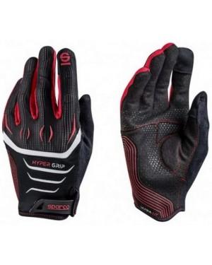 Γάντια gaming Hypergrip Μαύρο/Κόκκινο SPARCO (002094)
