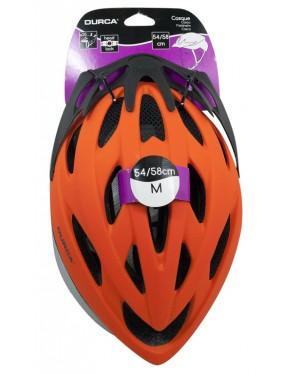 Κράνος ποδηλάτου ενήλικα 54-58cm DURCA (802042)