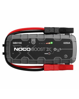 NOCO εκκινητής-booster μπαταρίας GBX155 BoostX Ultrasafe Lithium 4250A (0180021)