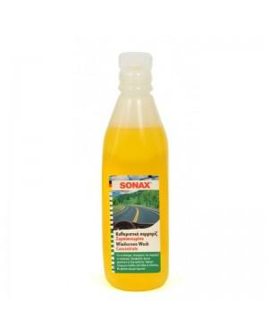 SONAX Καθαριστικό υγρό υαλοκαθαριστήρων καλοκαιρινό συμπυκνωμένο 250ml (718)