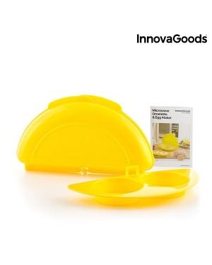 Συσκευή για ομελέτα και αυγά για φούρνο μικροκυμάτων InnovaGoods (V0100990)