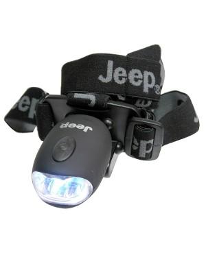 Φακός κεφαλής με LED JEEP(004207)