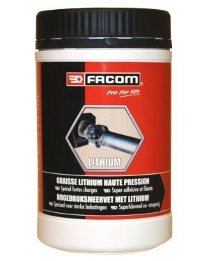 Γράσο λιθίου υψηλής πίεσης 900gr FACOM (006104)