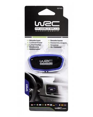 Αρωματικό αυτοκινήτου WRC με άρωμα sport Κωδικός:007426