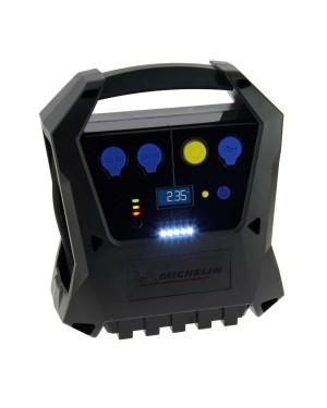 Κομπρεσέρ αυτοκινήτου επαναφορτιζόμενο-Rechargeable compressor MICHELIN (009522)
