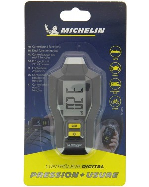 Μετρητής πίεσης ελαστικού και πέλματος ελαστικού MICHELIN (009524)