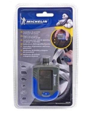 Μετρητής πίεσης ελαστικού και πέλματος ελαστικού MICHELIN (009526)