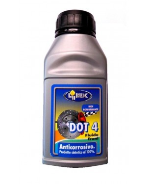 ΥΓΡΟ ΦΡΕΝΩΝ LUBEX BRAKE FLUID DOT 4 250ml (10270)