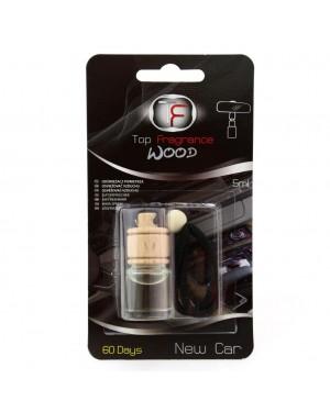 Αρωματικό αυτοκινήτου κρεμαστό με άρωμα new car Top Fragrance Wood(009376)