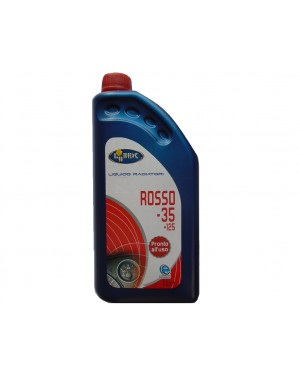 ΑΝΤΙΨΥΚΤΙΚΟ LUBEX ROSSO ΕΤΟΙΜΟ ΓΙΑ ΧΡΗΣΗ -35 ° C 1LT - LUBEX (12512)
