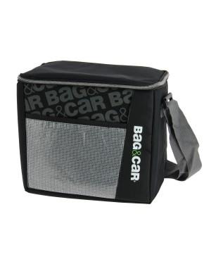 Ισοθερμική τσάντα ψυγείο 8L 28x16x24cm BAG&CAR (168002)