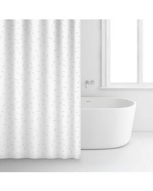 Κουρτίνα μπάνιου canvas 100% cotton 180x200cm Rayen (2307)