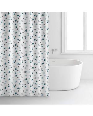 Κουρτίνα μπάνιου με print 180x200cm Rayen (2347.01)