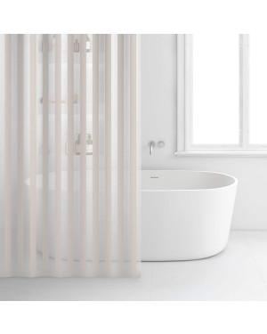 Κουρτίνα μπάνιου ριγέ PEVA 180x200cm Rayen (2350.18)