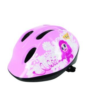 Παιδικό κράνος ποδηλάτου ροζ Rose Fairy S 48-54cm (2622)