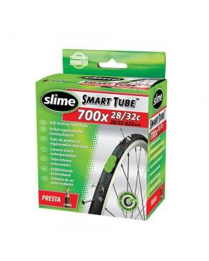 ΣΑΜΠΡΕΛΑ ποδηλάτου μικρή βαλβίδα 700(28'') X28/32c Smart Tube SLIME (30062)
