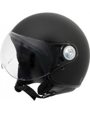 Κράνος Motor X Jet μαύρο (4290200)