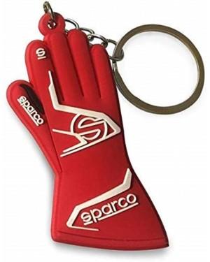 Μπρελόκ γάντι κόκκινο Sparco (099071GLOVE10)