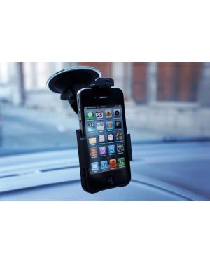 Βάση κινητού τηλεφώνου πλάτος 5,5cm ύψος 12cm για IPHONE 4 & 4S auto-Τ (540118)