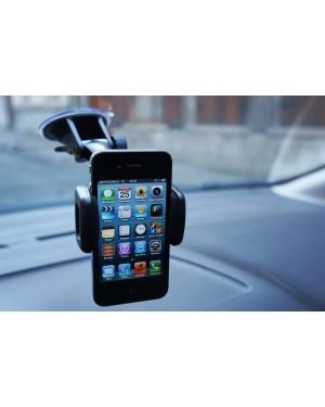 Βάση κινητού τηλεφώνου προσαρμοζόμενη για όλα τα smartphones και GPS auto-Τ (540119)