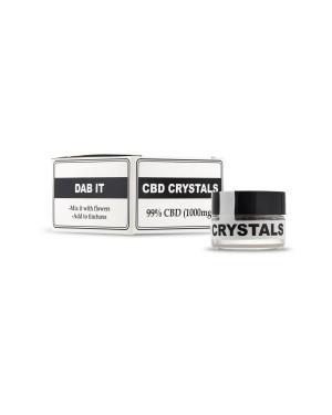 Cannabis Crystals 99% CBD 1000mg ENDOCA (6008)