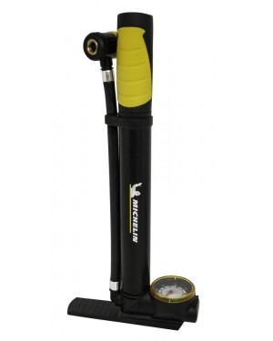 Τρόμπα χειρός - ποδιού μίνι με μανόμετρο Michelin (801668)