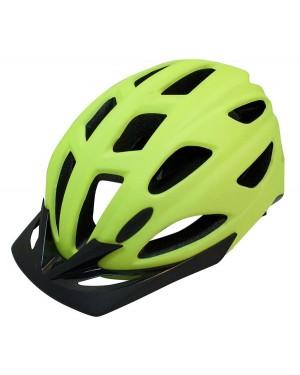 Κράνος ποδηλάτου ενήλικα λαχανί 58-61cm DURCA (802096)