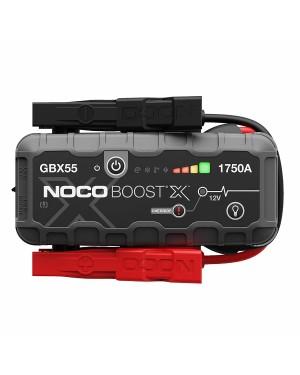 NOCO εκκινητής-booster μπαταρίας GBX55 BoostX Ultrasafe Lithium 1750A (0180019)