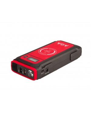 Εκκινητής μπαταρίας αυτοκινήτου Wireless Car Jump Starter & Power bank 12000 mAh AGA (AGA A38)