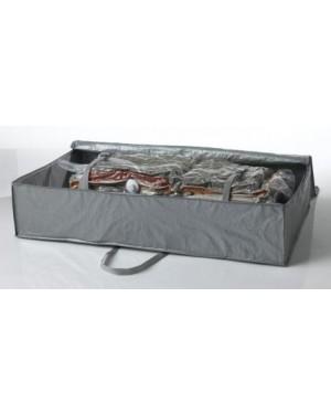 Αδιάβροχη θήκη αποθηκευσης για ρούχα,παπλώματα, μαξιλάρια κήπου 117Χ67Χ25, 530 L COMPACTOR (RAN4367)