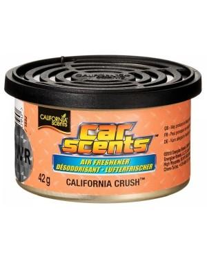ΑΡΩΜΑΤΙΚΟ ΑΥΤΟΚΙΝΗΤΟΥ ΚΟΝΣΕΡΒΑ ΜΕ ΑΡΩΜΑ CALIFORNIA CRUSH CALIFORNIA SCENTS (092972)