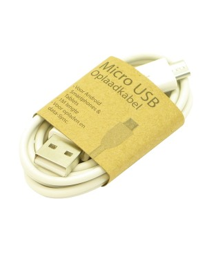 USB TO MICRO USB CHARGING CABLE 1m universal GrabNgo (0516877)
