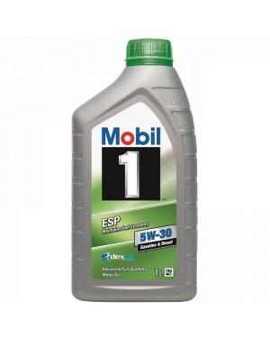 MOBIL 1 ESP 5W30 Gasoline & Diesel Advanced Full Synthetic Motor Oil 1Lt (2002)