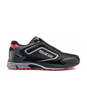 SPARCO MX RACE LEISURE SNEAKERS ΜΑΥΡΟ/ΚΟΚΚΙΝΟ (00121643NR)