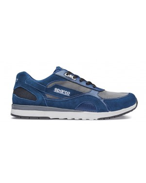 SPARCO SH-17 LEISURE SNEAKERS BLUE MARINE NO43 (00126243BM)